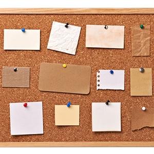 bulletin board research
