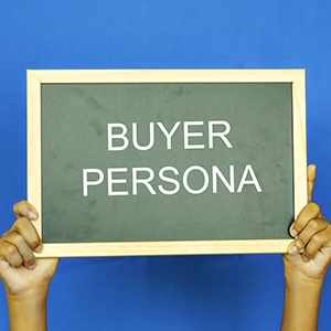 buyer personas with market research